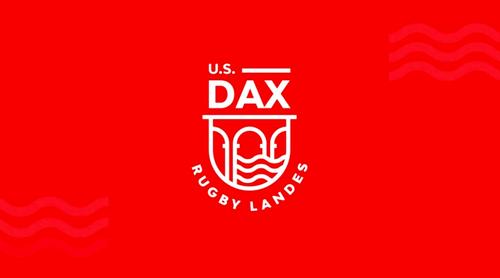 logo dax rugby